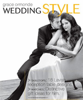 Grace Ormonde Wedding Style - August 2008